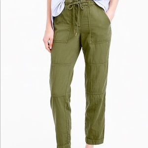 J.Crew slip on cargo pants-slim